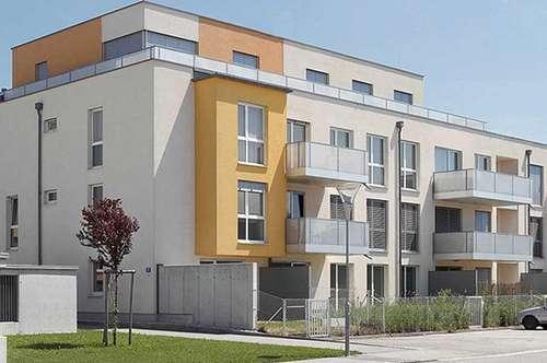 Neufurth. Ab 2020 | Geförderte 3 Zimmer Wohnung | Balkon | Miete mit Kaufrecht.