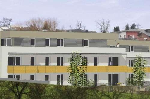 Ferschnitz. Geförderte 4 Zimmer Wohnung | Garten | Miete mit Kaufrecht.