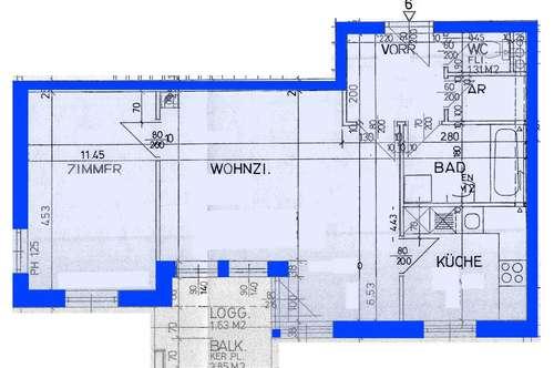 Bad Traunstein. 2 Zimmer | geförderte Mietwohnung oder Eigentum.