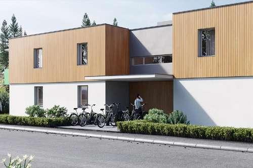 Mitterbach. Bezug Ende 2020 | Geförderte 3 Zimmer Mietwohnung | Balkon.