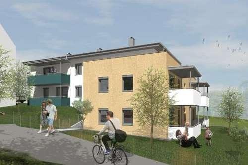 Hochneukirchen. Erstbezug Herbst 2020  Geförderte 2 Zimmer Mietwohnung   Garten.