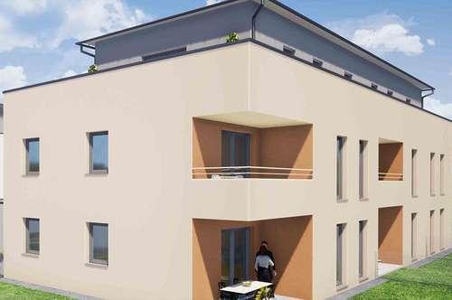 Guntersdorf. Erstbezug ab Frühjahr 2021   Geförderte Wohnung   Miete mit Kaufrecht.