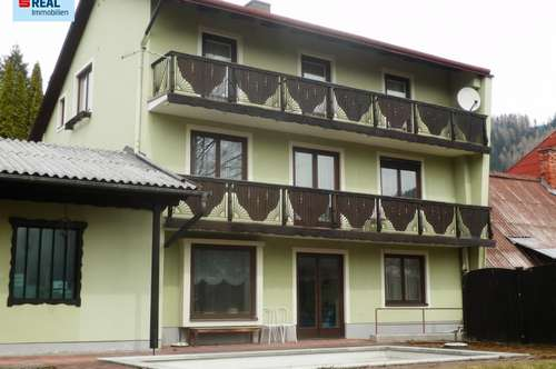 Mehrfamilienhaus in Mariazell