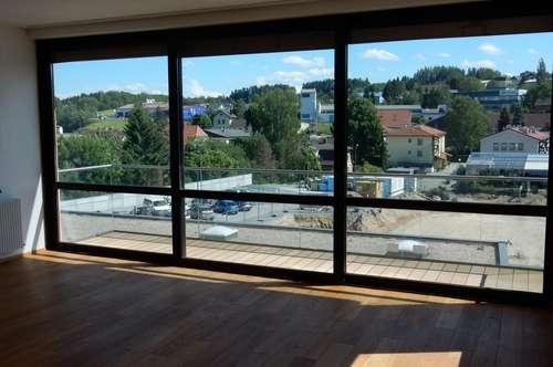 Wohnung mit Panoramablick in Groß Gerungs