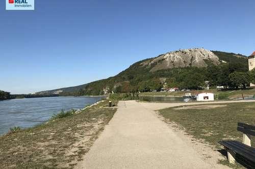 2410 Hainburg an der Donau, Grundstück unmittelbar an der Donau!