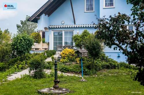 Geräumiges Einfamilienhaus in pannonischem Stil