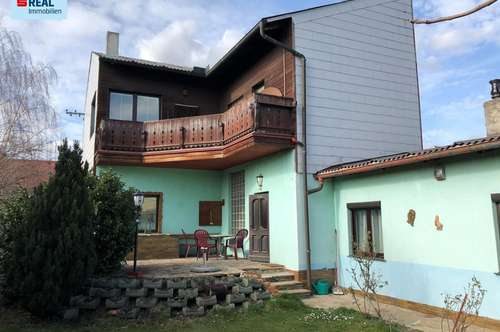 Ein - Zweifamilienhaus in 2232 Deutsch Wagram