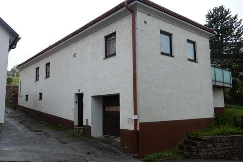 Einfamilienhaus mit Fernblick in Arbesbach
