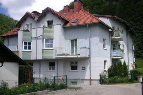 Gaming - Nette Mietwohnung mit 2 Balkone