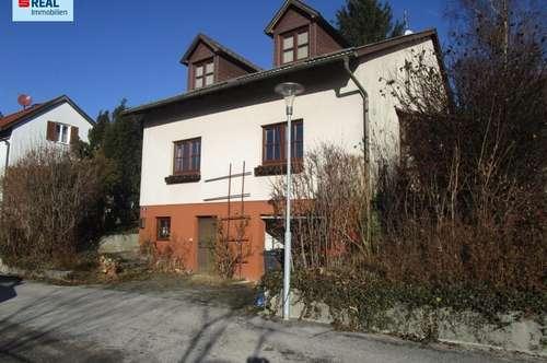 Geräumiges Wohnhaus in guter Wohnlage