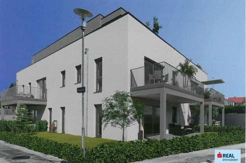 Neubau - Wohnung mit Eigengarten