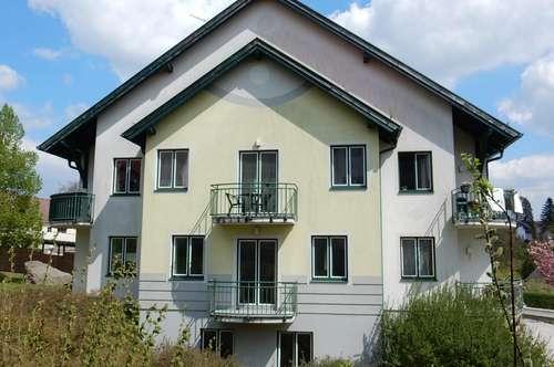 Schöne Eigentumswohnung mit Balkon in Echsenbach
