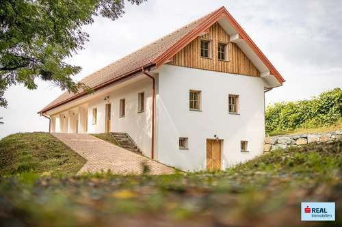 Bezirk Jennersdorf - Königsdorf - Perfekte Ruhe und Aussichtslage!