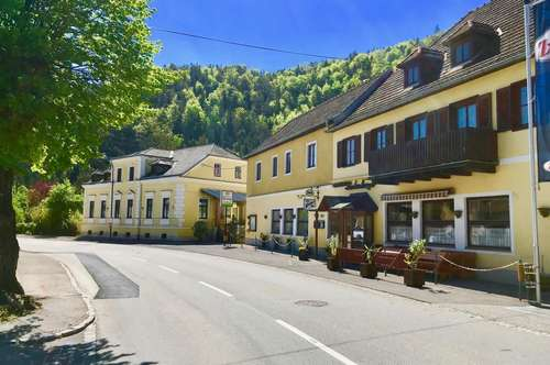 ANLEGER - Traditionsreicher Gasthof mit Gästehaus in Senftenberg bei Krems an der Donau
