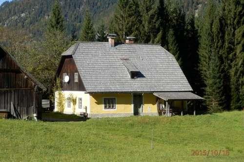 Baurecht: Land und Forsthaus in Gams bei Hieflau!