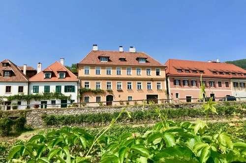 Stilvolle Wohnung mit Donaublick im Herzen der Wachau in Weißenkirchen