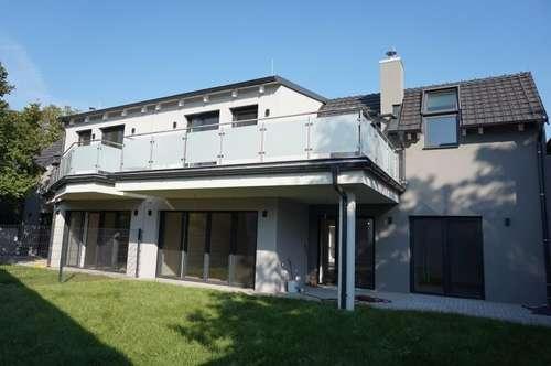 Erstbezugs-Doppelhaushälfte in Strebersdorf
