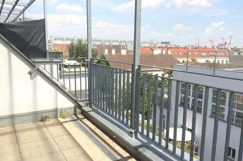 3., schöne, unbefristete Dachterrassen-Maisonette-Wohnung nähe Landstraßer Hauptstraße