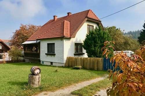 Ruhiges Mietwohnhaus nähe Zwettl in Rappoltschlag
