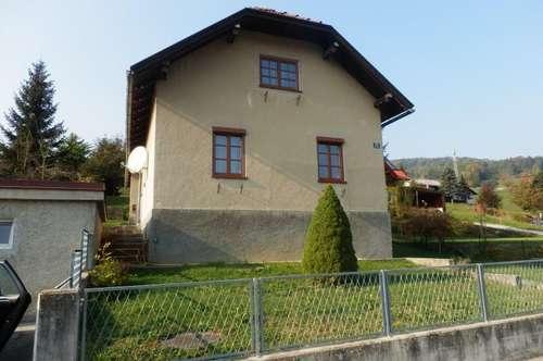 Einfamilienhaus im ÖKO-Dorf Eschenau