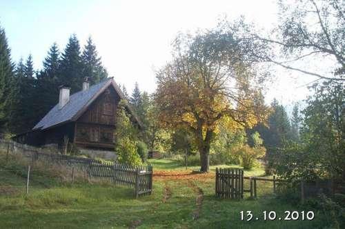 Sommerhaus im Mariazellerland