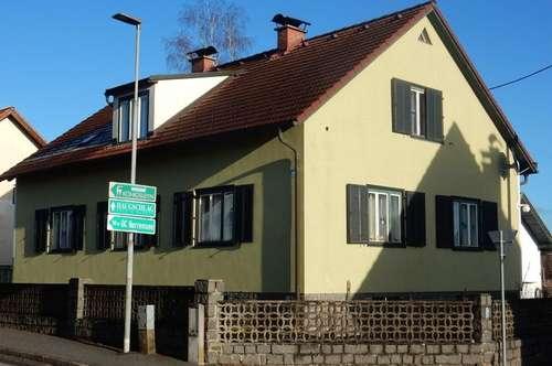 Einfamilienhaus im Luftkurort Litschau