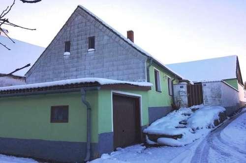 3-Zimmer-Haus in beschaulicher Dorflage