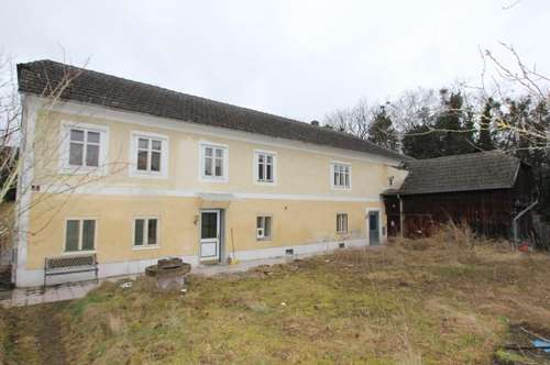 Wohnhaus in Purgstall