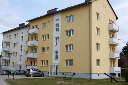 Volleingerichtete sanierte Wohnung in Weitra