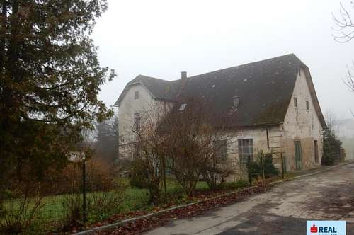 Ehemalige Mühle-Weberei in Ruhelage mit großem Garten