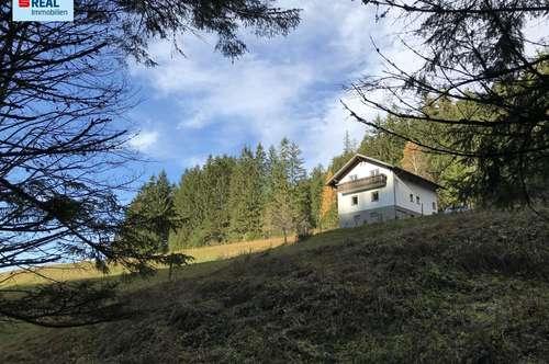 Liebliches Landhaus in traumhafter Naturlage Nähe Terz