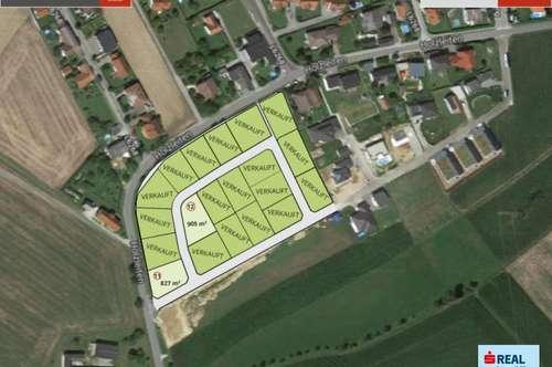 Letzten 2 Baugrundstücke in Haag - Holzleiten