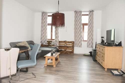 Sehr schöne, gut aufgeteilte Zweizimmerwohnung mit Gartenmitbenützung