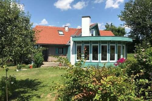 Pinkafeld - Wochenendhaus mitten im Grünland!