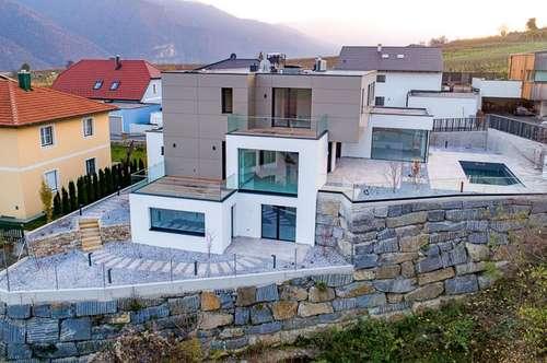 """Exklusive Villa """"Solitär"""" im Weltkulturerbe WACHAU"""
