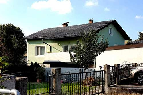 Nettes kleines Haus mit großem Garten Nähe Sieghartskirchen/Tulln