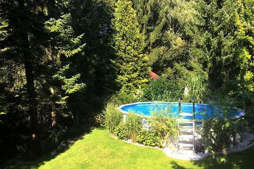 Gepflegtes Haus mit beheiztem Pool