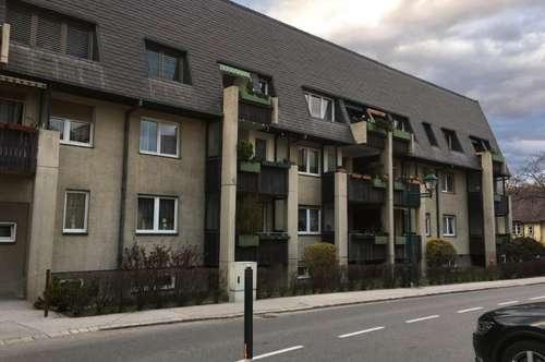 Loggiawohnung, KFZ-Stellplatz, Gemeinschaftsgarten