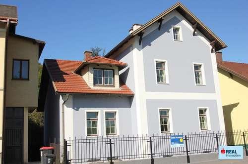 Wohnhaus mit viel Grund in Amstetten