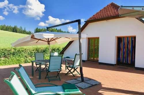 Idyllischer Bauernhof mit Indoor Swimming Pool - Absolute Ruhelage im Waldviertel