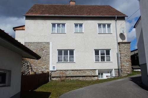 Wohnhaus in zentrumsnaher Lage in Groß Gerungs