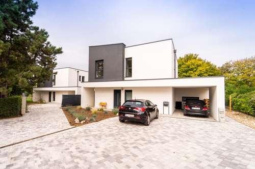 Modernes Einfamilienhaus im Erstbezug