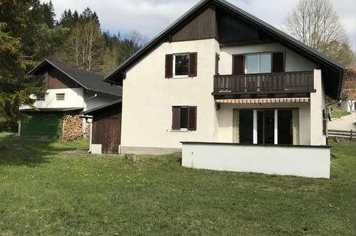 Einfamilienhaus Stausee