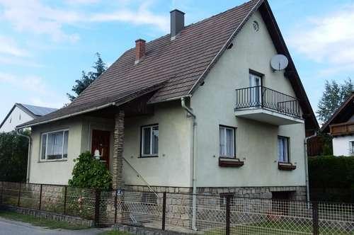 Einfamilienhaus in toller Lage Nähe Waidhofen an der Thaya