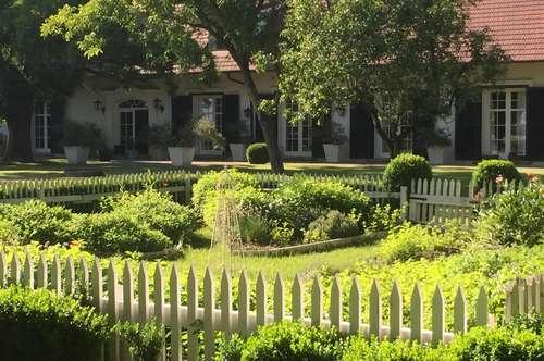 7132 Frauenkirchen: Baurecht - Prachtvoller Landsitz in perfekter Einzellage
