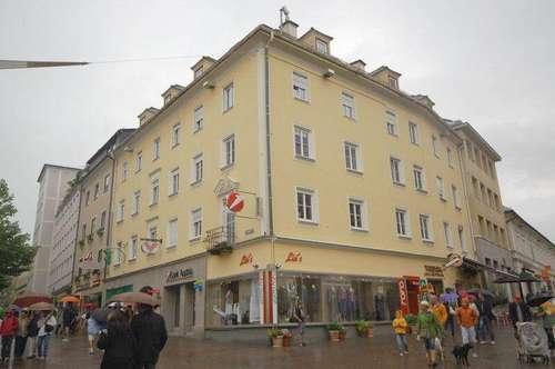 Stilvolles Altbaubüro Villach-Zentrum