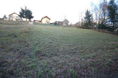 Baugrundstück in Ferndorf-Sonnwiesen