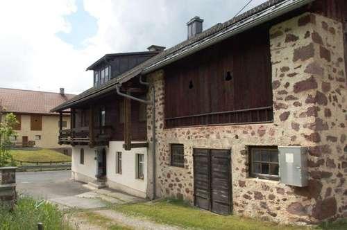 Bauernhaus bei Kötschach-Mauthen