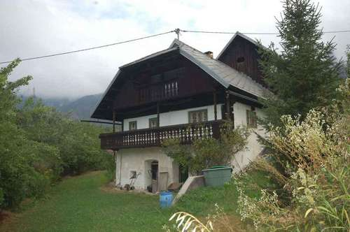 Bauernhaus in Bleiberg-Kreuth