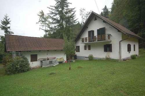 Wohnhaus-Altbau bei St. Jakob im Rosental
